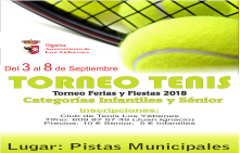 tenis red